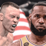 LeBron James vs Colby Covington: NBA Superstar opens as a massive underdog
