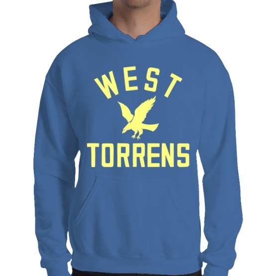 West Torrens Eagles football club hoodie
