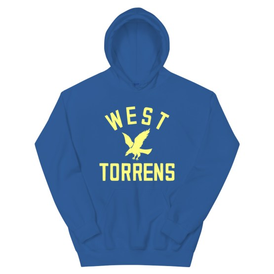 west torrens football club hoodie
