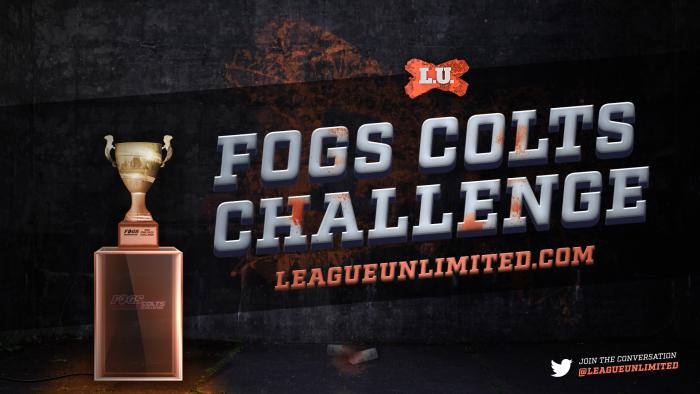 Qrl Fogs Colts Challenge 2017 Round 13 League Unlimited