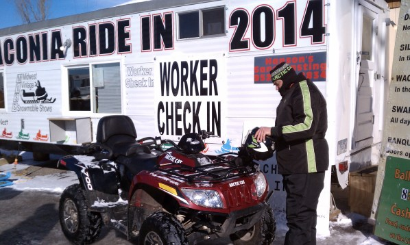 Worker Check In 2014