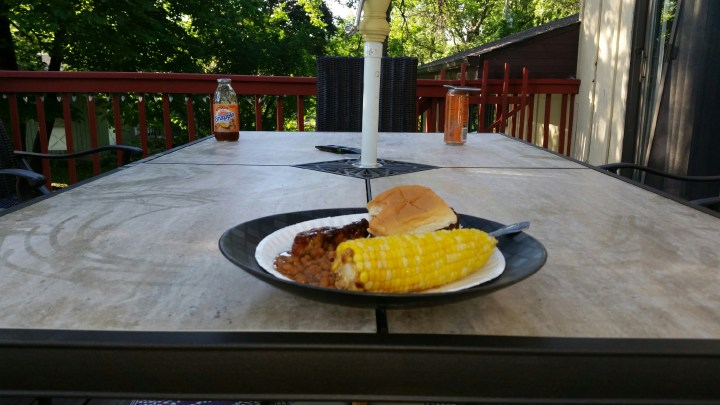 Corn on the Cob BBQ
