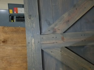 barn door example
