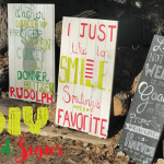DIY Wood Signs #4