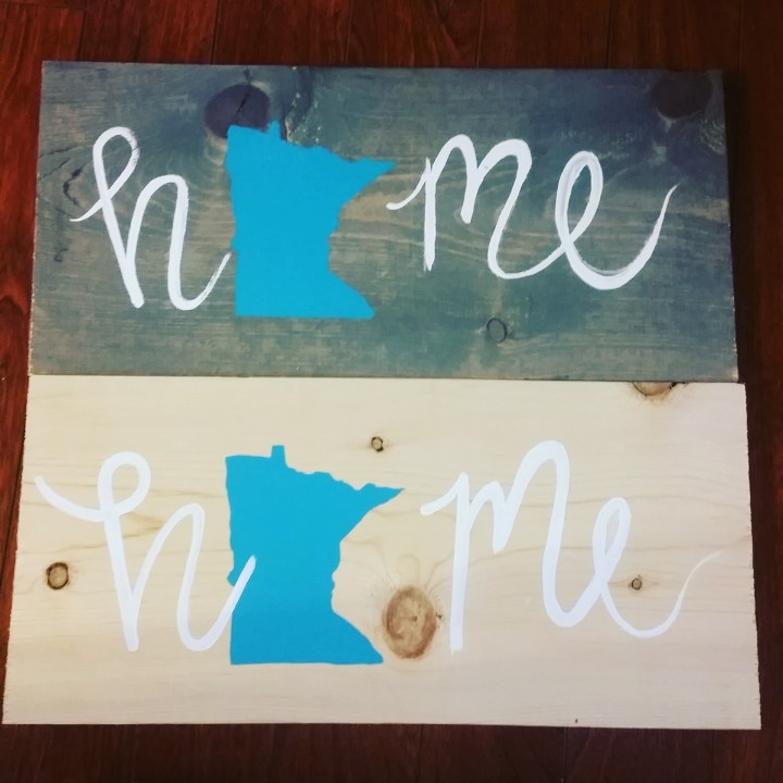 DIY wood signs header minnesnowta