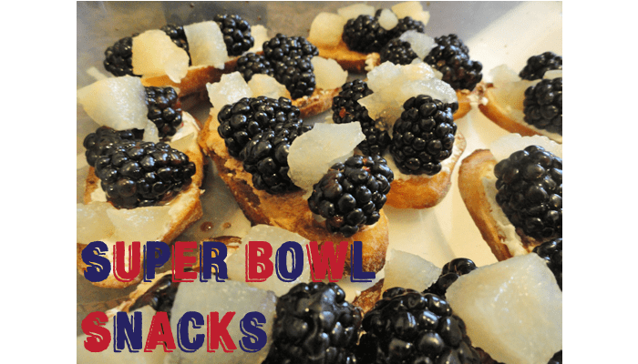 superbowl snacks header