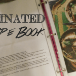 DIY Laminated Recipe Book
