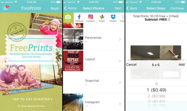 Yes That Freeprints Photo Printing App Is Legit