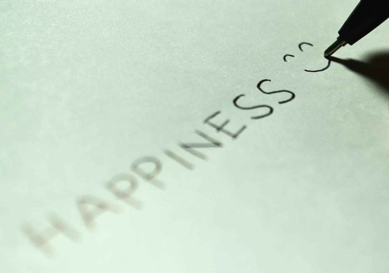 happy more often