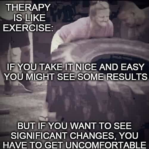 LeahBensonTherapy.com Blog Post therapy is like exercise