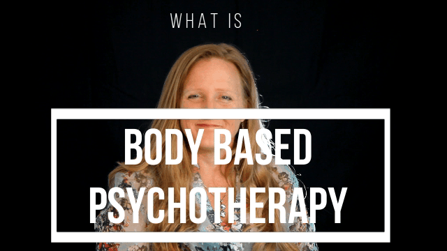 What is Body Psychotherapy LEAH BENSON smiling