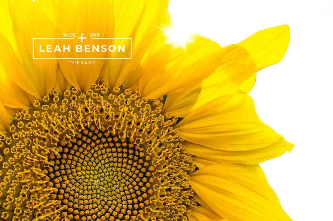 The Best Psychotherapy and photo of sunflower