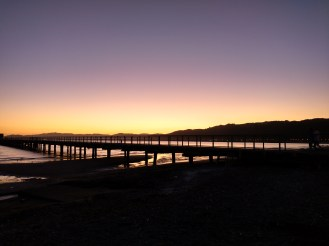 sunset-at-petone