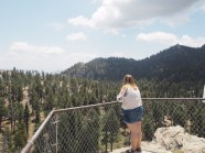 San Jacinto Mountain lookouts