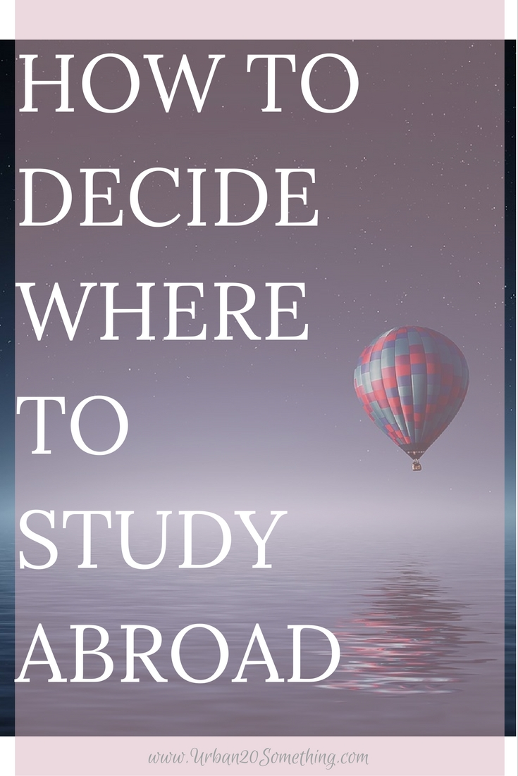 Need help deciding where to study abroad? Look no further. This will walk you through how your host country can help your career further on, and how to figure out what country will best help do that. Make the most of this opportunity!
