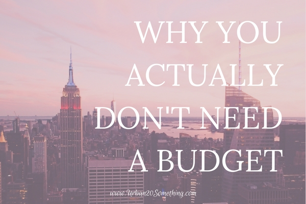 Personal finance experts left and right will tell you why you NEED a budget. Well, I for one disagree with that! Budgets are time consuming and just not necessary if you save money automatically. Click through to learn how you can get rid of your time consuming budget and still save a ton.