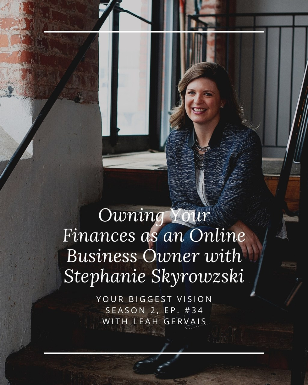 Hear Stephanie Skyrowzski, founder of 100 Degrees Consulting, share insightful tips and advice on how to confidently manage your business financially!