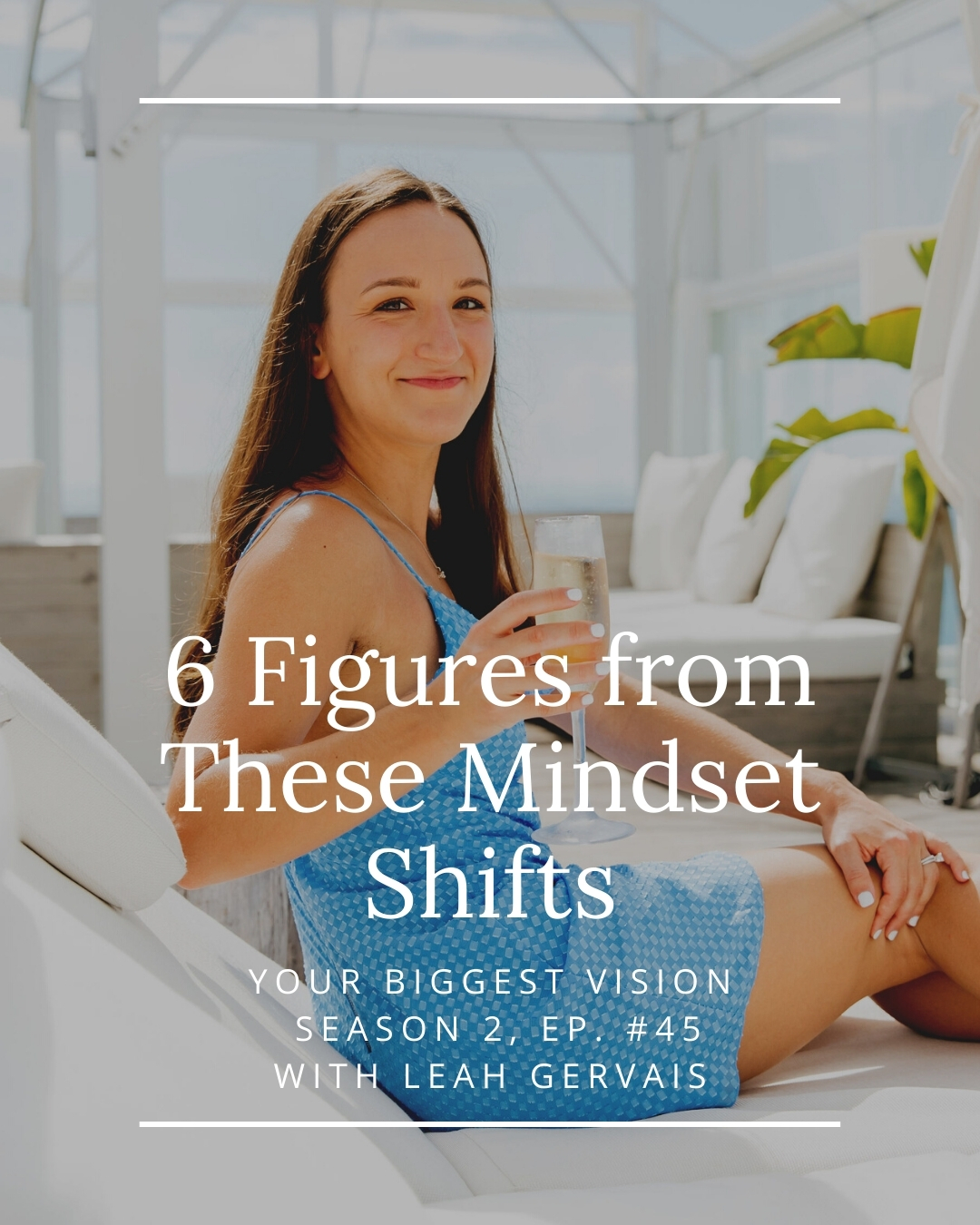 Today I am sharing three of the most powerful mindset shifts for any entrepreneur trying to get to 6 figures.
