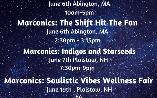 June Events!