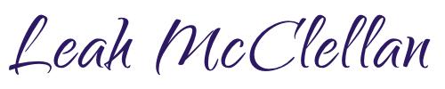 Leah McClellan