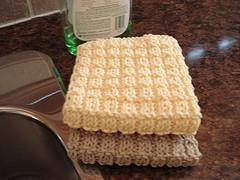Boxy Dishcloth