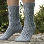 Ocean Mist Socks