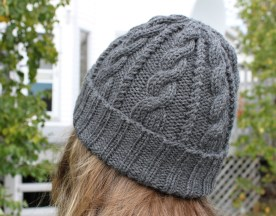Cables & Twists Hat