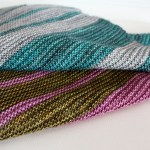 Changing Colours When Knitting Stripes 101