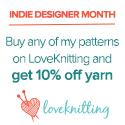 Get 10% off Yarn