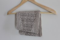 Contentment Cowl folded
