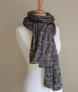 Indulgence Wrap scarf