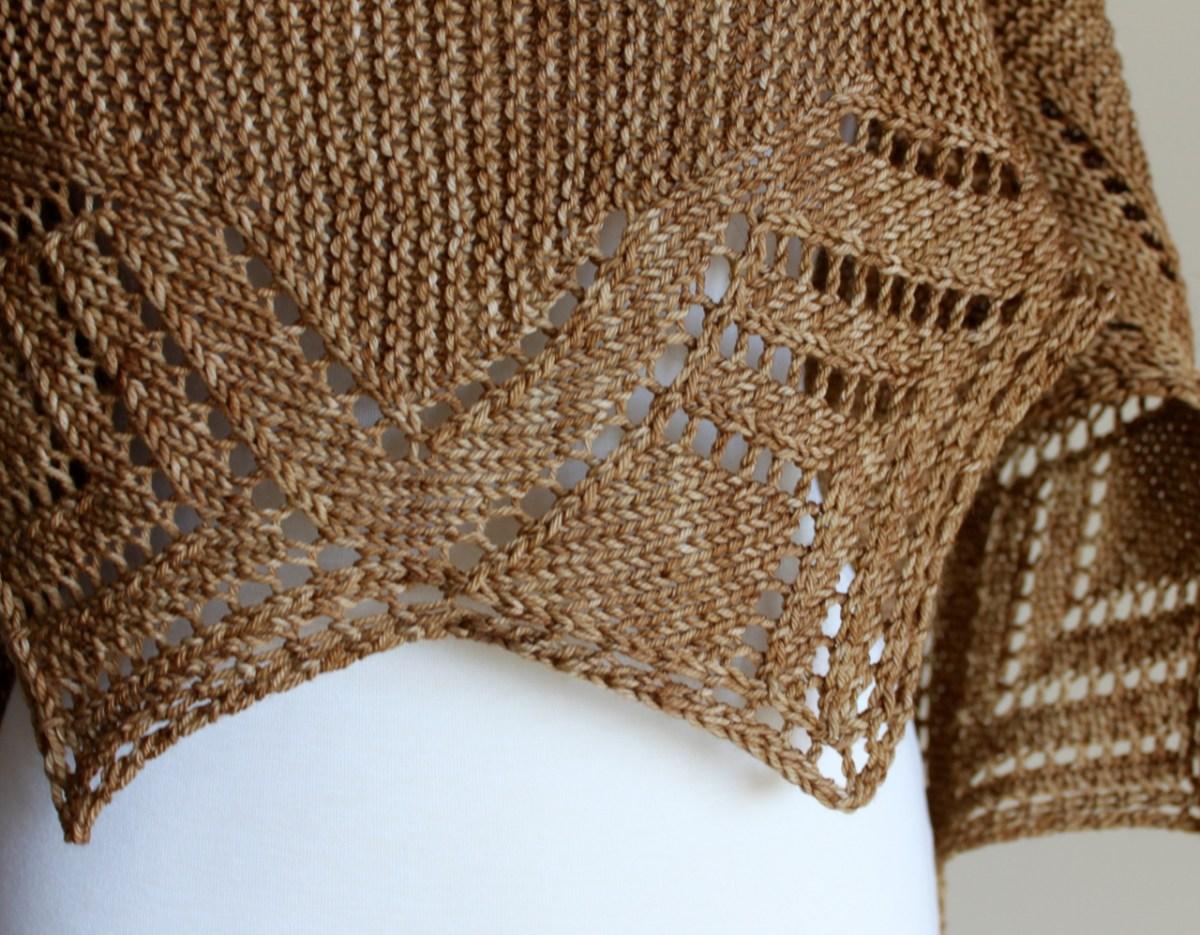Golden Harvest lace