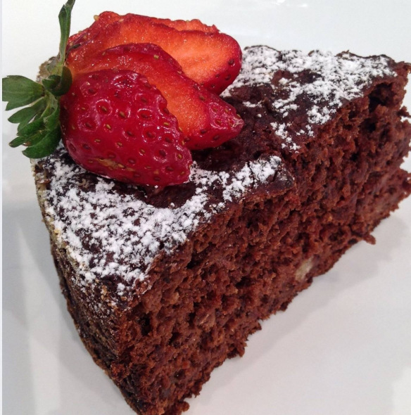 Chocolate Beetroot Cake using Novi Nero Nero