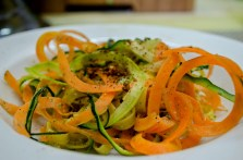zucchini-and-carrot-spaghetti-with-borage-pesto