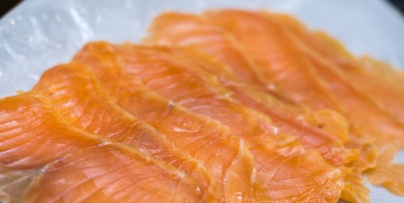 Cold Cured Salmon