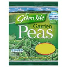 I use frozen vegetables by Green Isle at Rimus Trading Agency