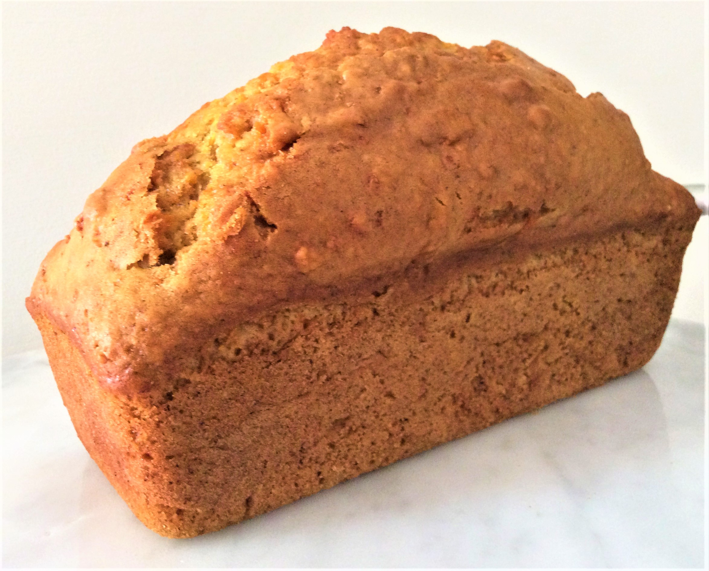 All-in-One Carrot Banana Cake