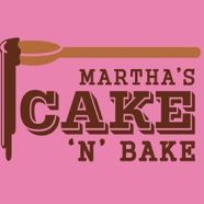 martha's cake and bake