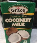 I use Coconut Milk by Grace