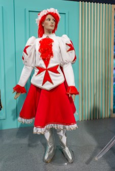 Josephine Mangion's costume