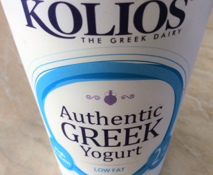 Kolios greek yoghurt authentic