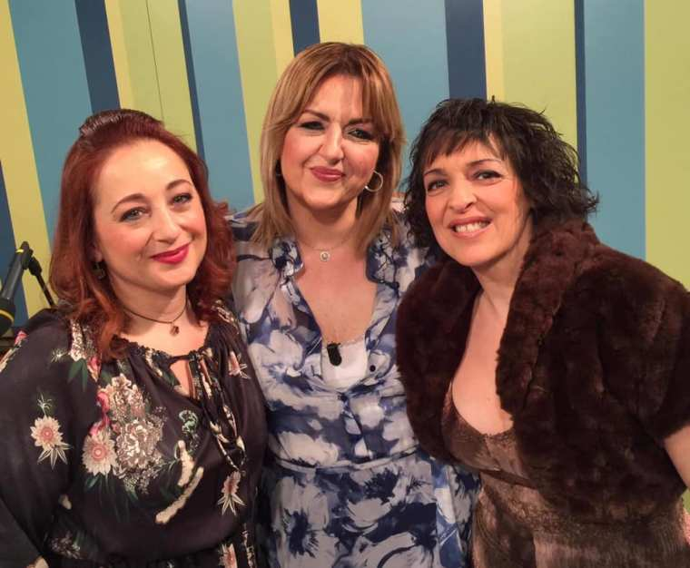 What a pleasure, what a team !  More music today with Soprano Ruth Sammut Casingena and Ramona Zammit Formosa as well as other guests to keep you entertained this afternoon x