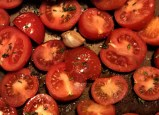 Roasted tomato soup ingredients