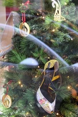 Paris   Christmas window