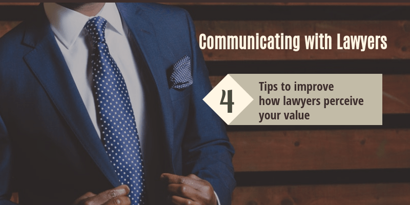 communicating with lawyers
