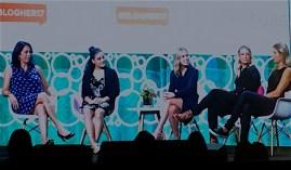 Gabrielle Reece Winning Women BlogHer 2017