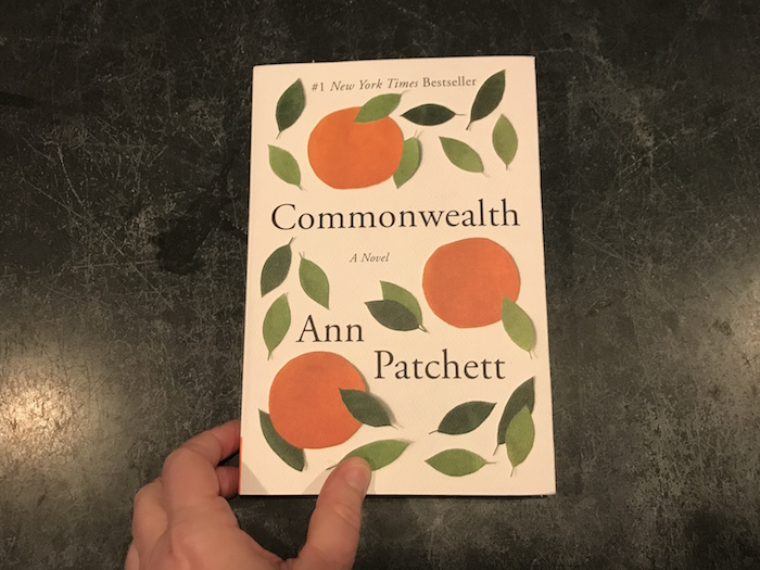 "Copy of ""Commonwealth"" by Ann Patchett for Leah Fisher Nyfeler's #52booksin52weeks challenge"