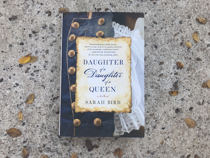 Cover of Sarah Bird historical novel Daughter of a Daughter of a