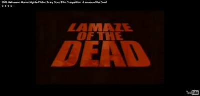 Lamaze of the Dead by Whitney Baltz