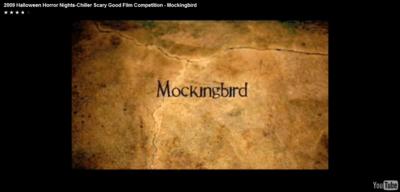 Mockingbird by Marichelle Daywalt